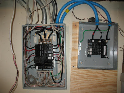 Tapcon 240 Wiring Diagram 2002 Chevy Malibu Audio Ae1s Amateur Radio Blog: Finally - 240v Line In The Shack