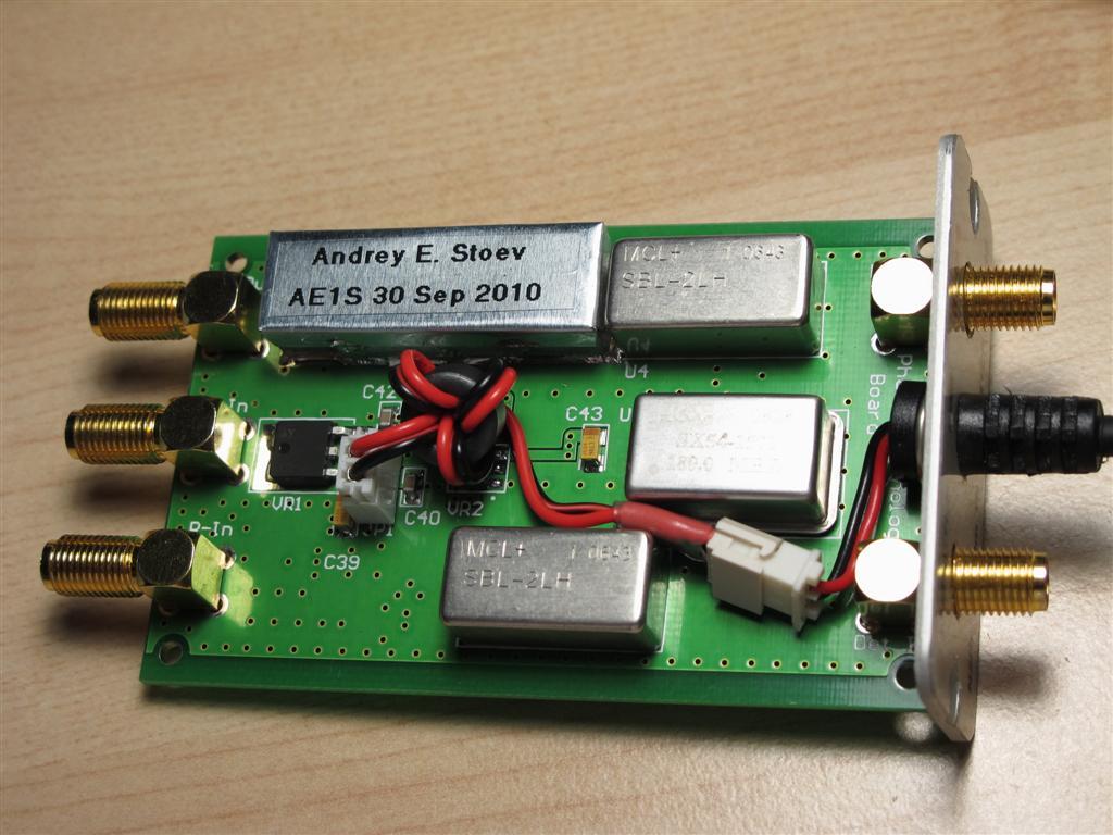 AE1S Amateur Radio Blog: N2PK VNA Transverter options