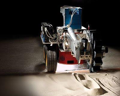 NASA Robotics History - Pics about space