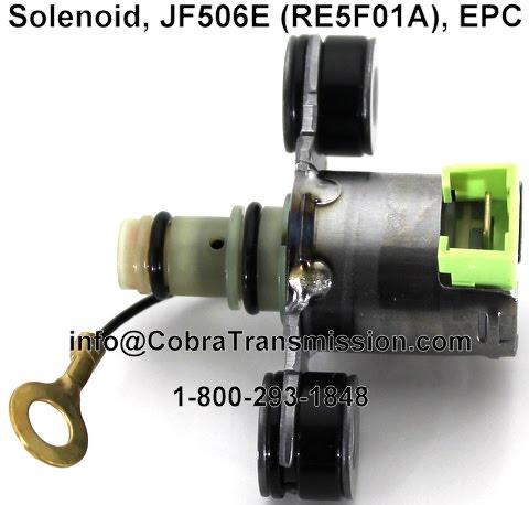 Jatco manual valve