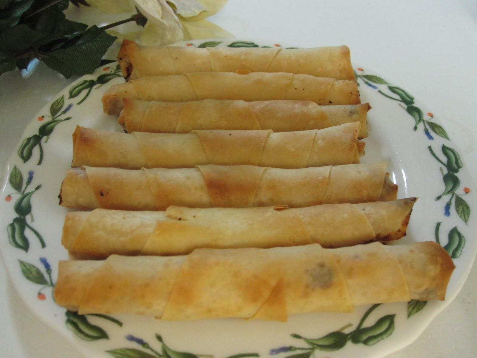 Sigara Böreği Tarifi