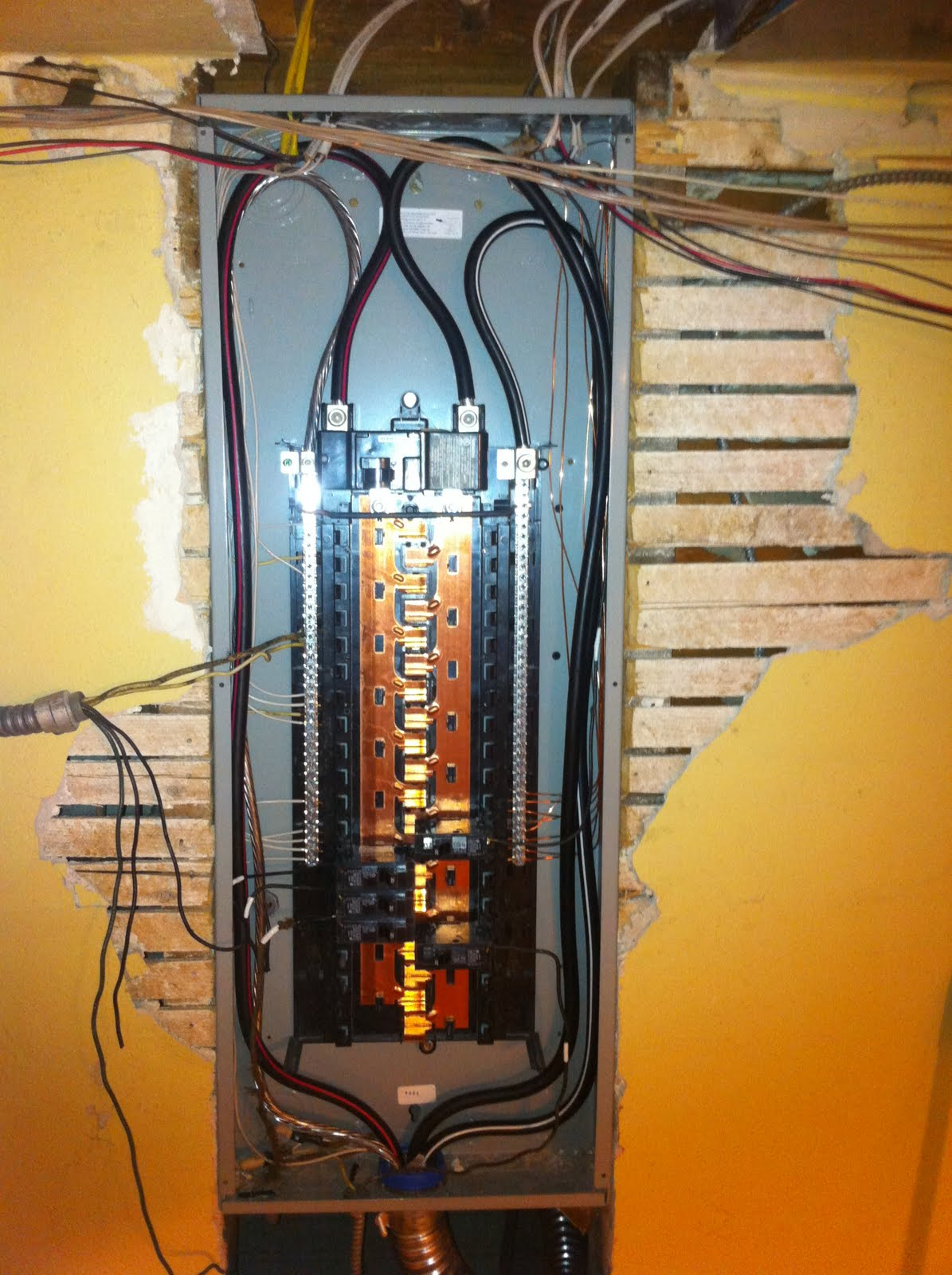 Amp Breaker Box Wiring Free Image About Wiring Diagram And Schematic