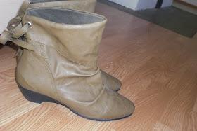 6b343904762 ankel boots. sko fra bianco, str 36 ...