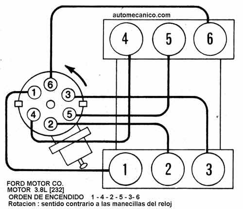 40l Ford Order 1994 Spark Plug Diagram Ranger Firing