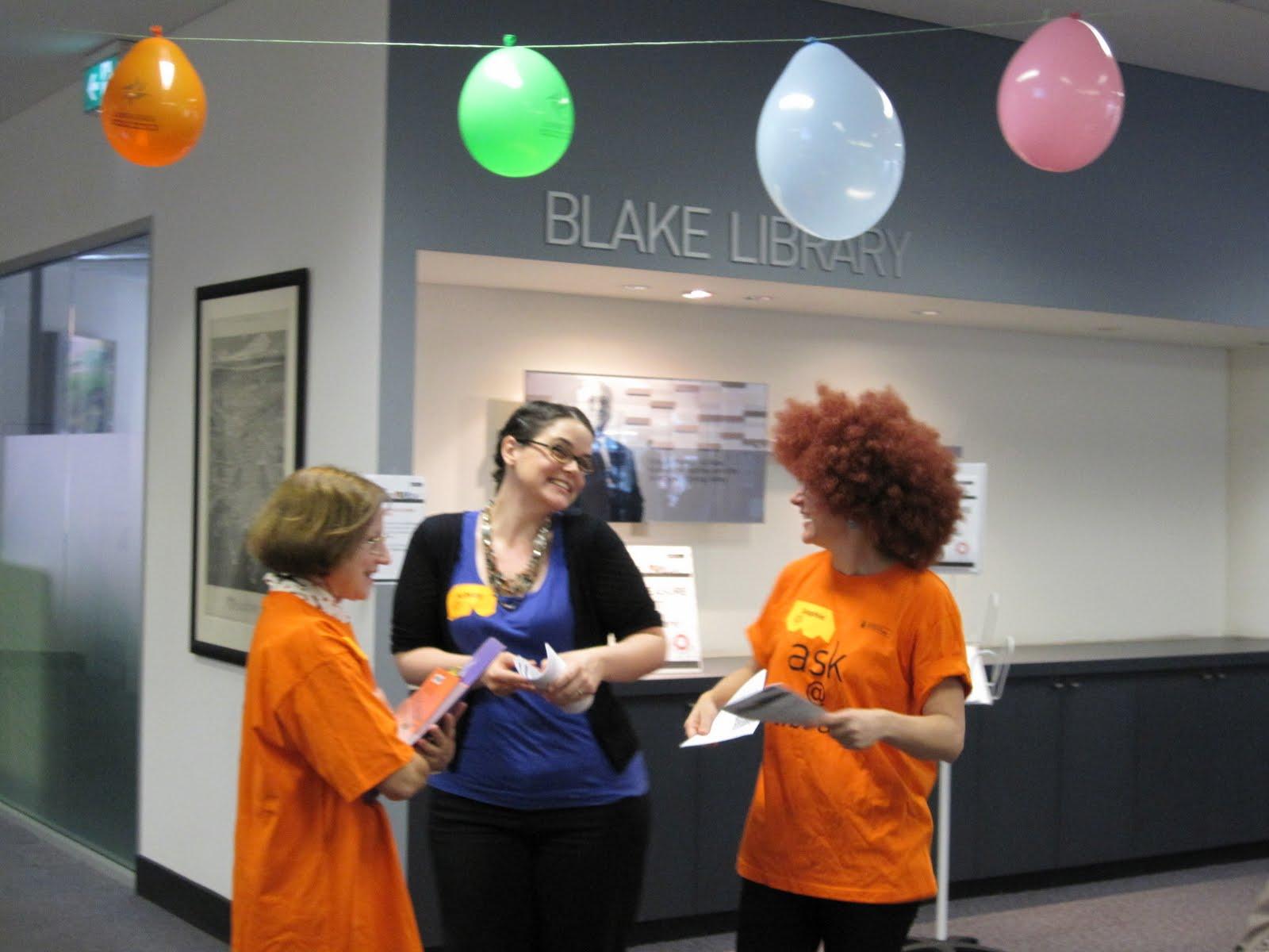 Miss Sophie Mac: Library Fun Day: O Week, Games , Prizes