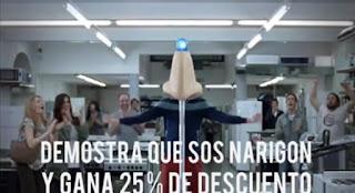 """Publicidad mediocre: """"El narigometro"""""""