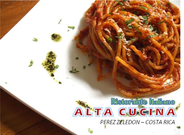 Alta cucina ristorante italiano bienvenidos a la comida for Alta cucina italiana