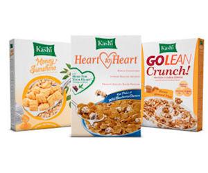 Kashi golean crisp cereal free sample.