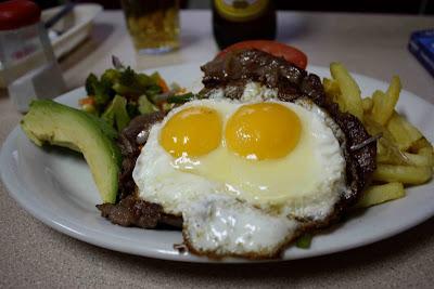 Ecuador Fast Food