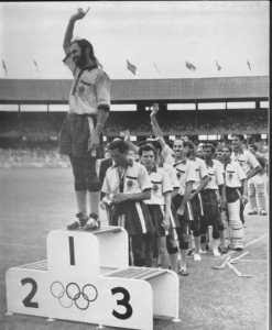 1948 Olympic gold - KreedOn