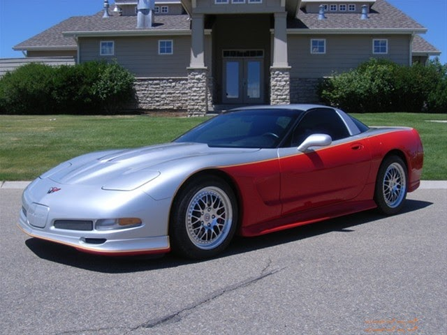 the corvette guys rare lingenfelter twin turbo car for sale. Black Bedroom Furniture Sets. Home Design Ideas