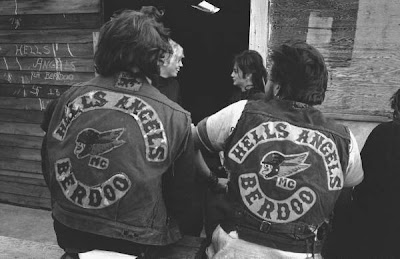 Retro Pop Planet: The Hell's Angels  Motorcycles, Outlaws, Rebels