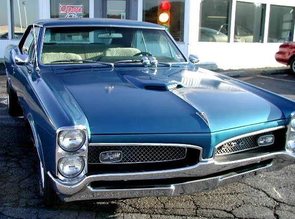 Retro Pop Planet 1967 Pontiac Gto The Great One