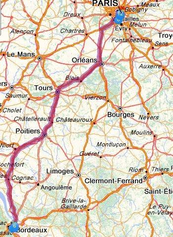 Lîle De France En Ax Janvier 2011