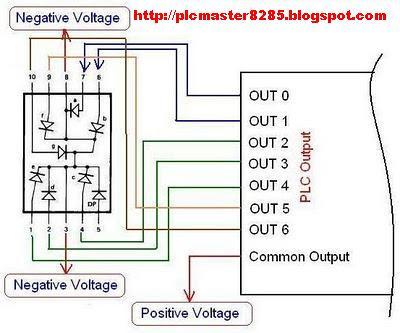 wiring diagram plc 2 gang switch uk training tutorial