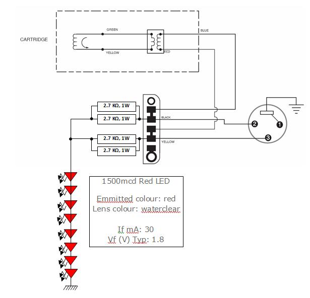 Sho Me Wig Wag Wiring Diagram Pt Cruiser 2002 Campusjob Co Led 12v Auto Electrical Rh Pierrelevaillant Headlight
