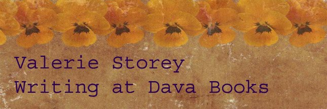 Valerie Storey, Writing at Dava Books