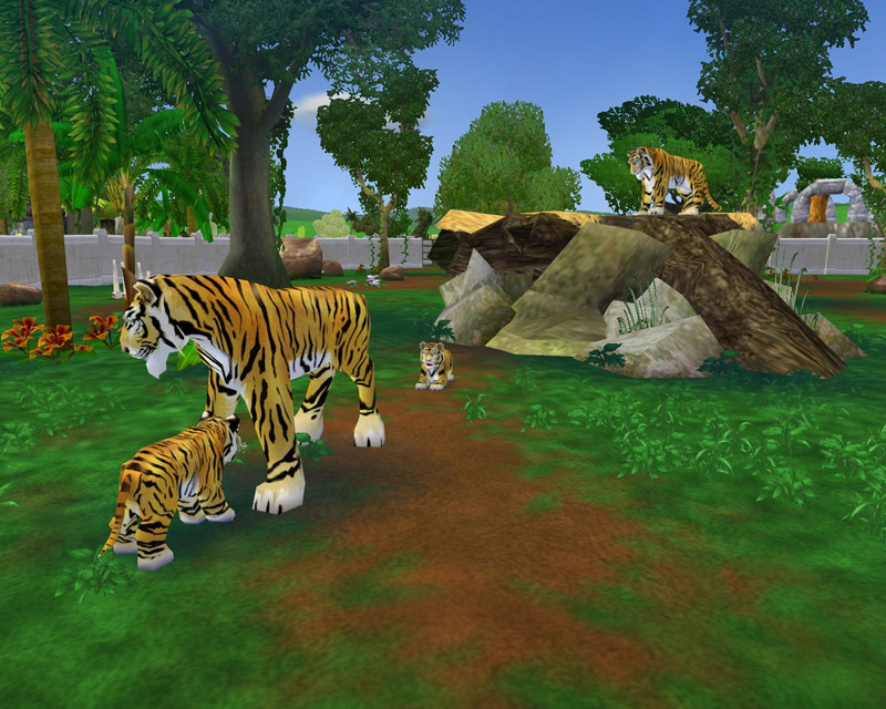 free download game zoo tycoon 2 full version