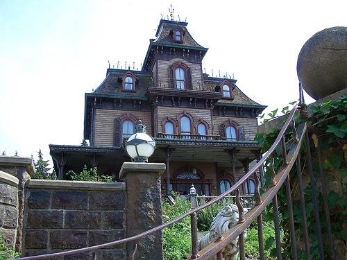 Disneyland Paris Geisterhaus