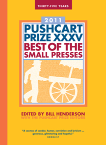 Pushcart Prize 2010