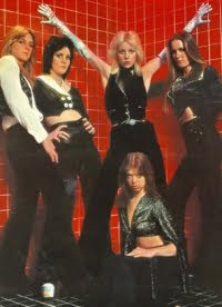 The Runaways, the original music band