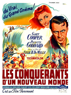 Movie Posters Unconquered 1947