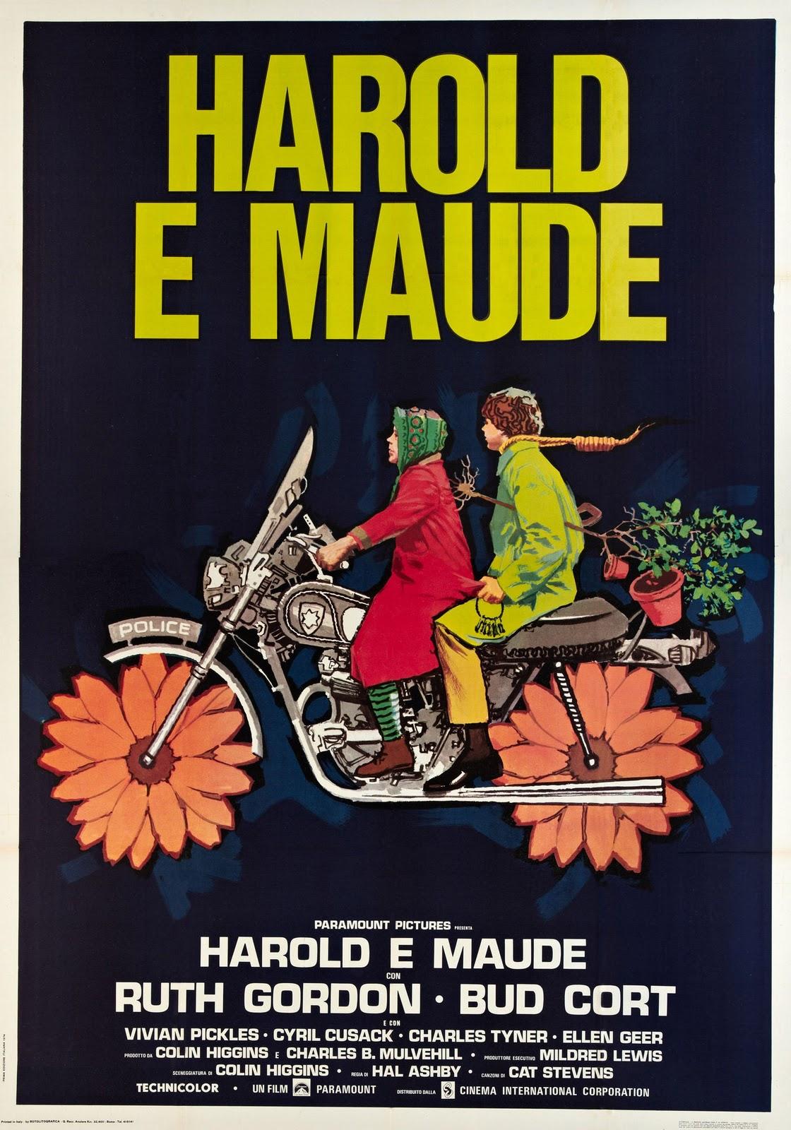 Harold e Maude - Film (1971) - ComingSoon.it