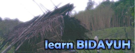 Belajar Bahasa Bidayuh Serian Basic Conversation 2