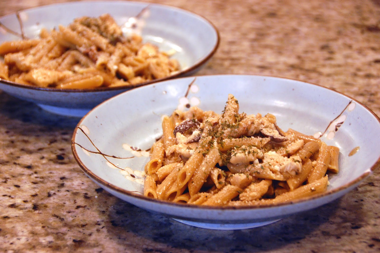 ... in Mika's Kitchen: Copycat of Cheesecake Factory's Pasta Da Vinci
