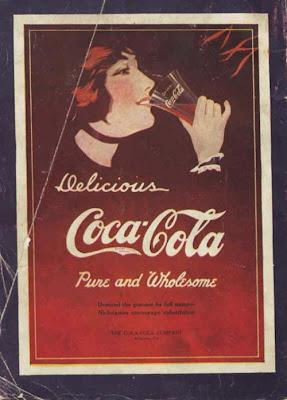 I Love FUN: Very Old Coca Cola Ads