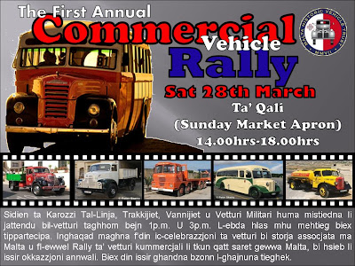 Commercial Vehicle Definition >> Australasian Classic Commercials Malta S First Annual