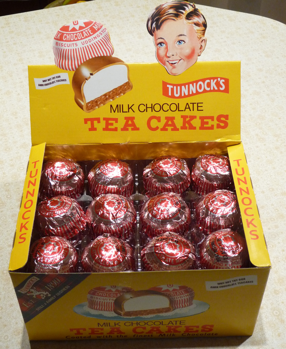 Tunnocks Tea Cakes  Box
