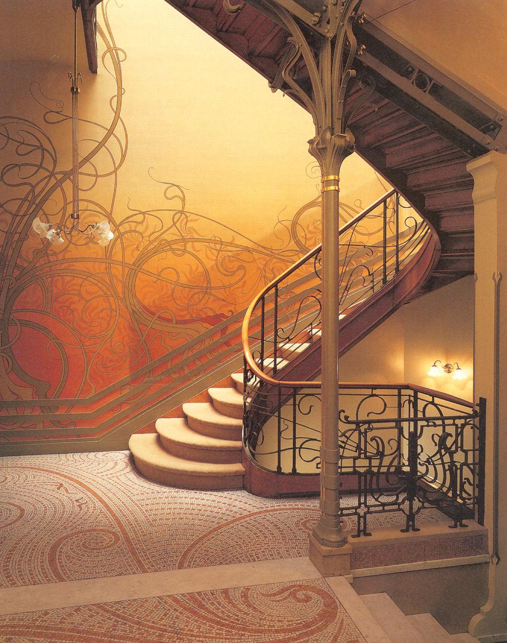 Escalier Dans La Maison plan maison avec escalier