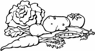 43 Riscos De Frutas E Legumes Desenhos E Riscos
