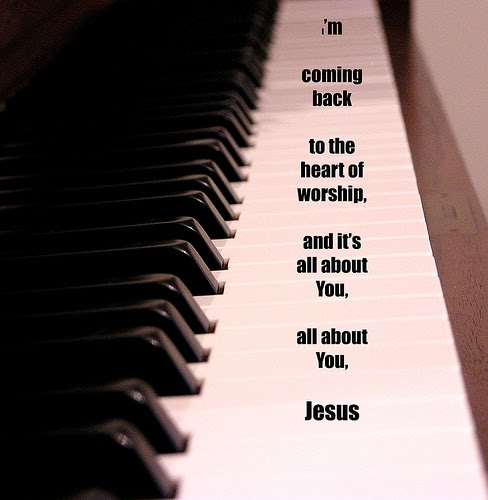 LadyDpiano: Learn to Play Heart of Worship by Matt Redman