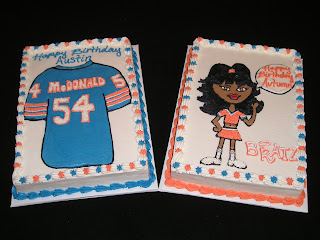 Dee Licious Cakes Happy Birthday Twins