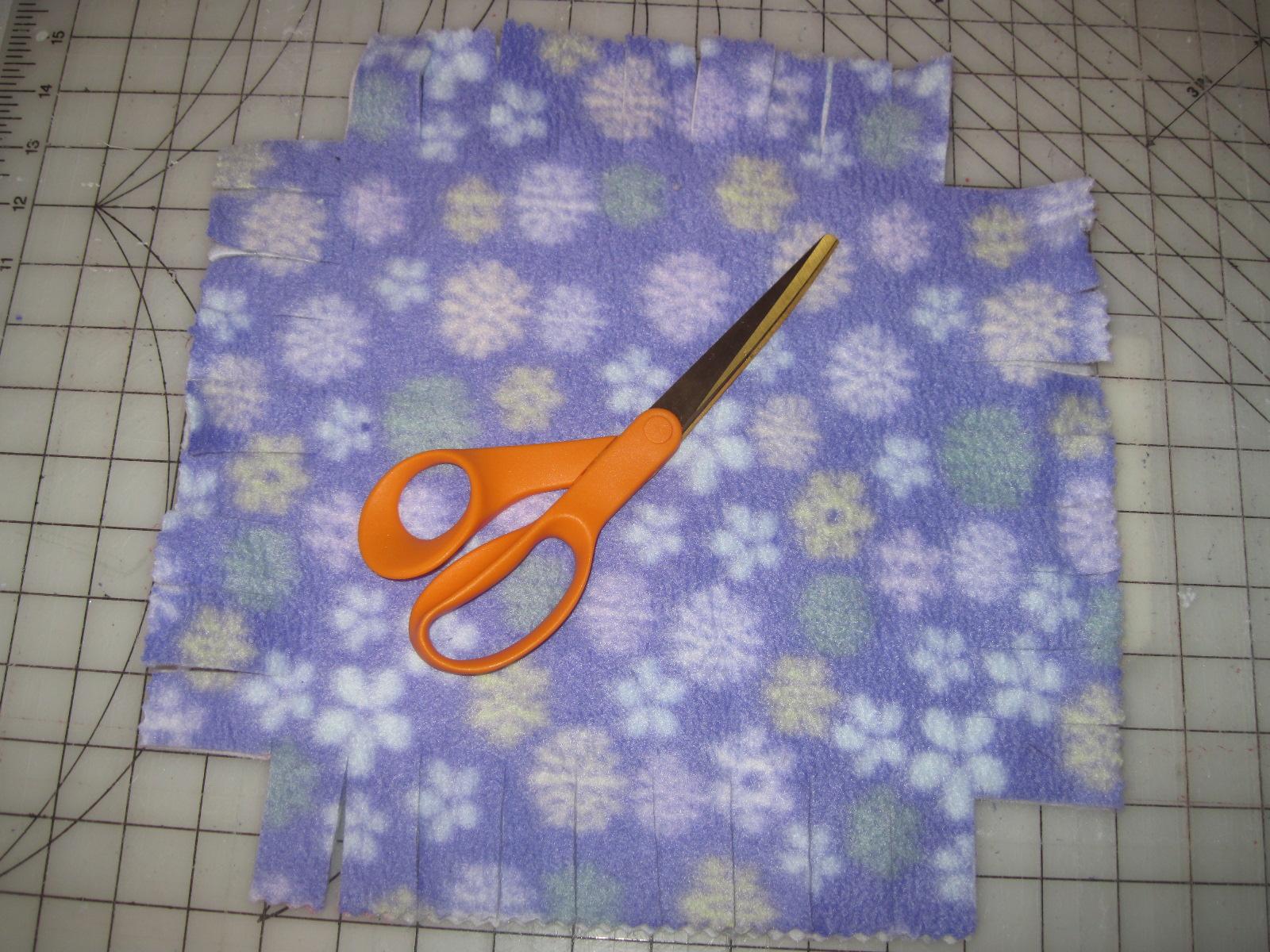 The Secret Closet S Home Sewing Classes No Sew Fleece