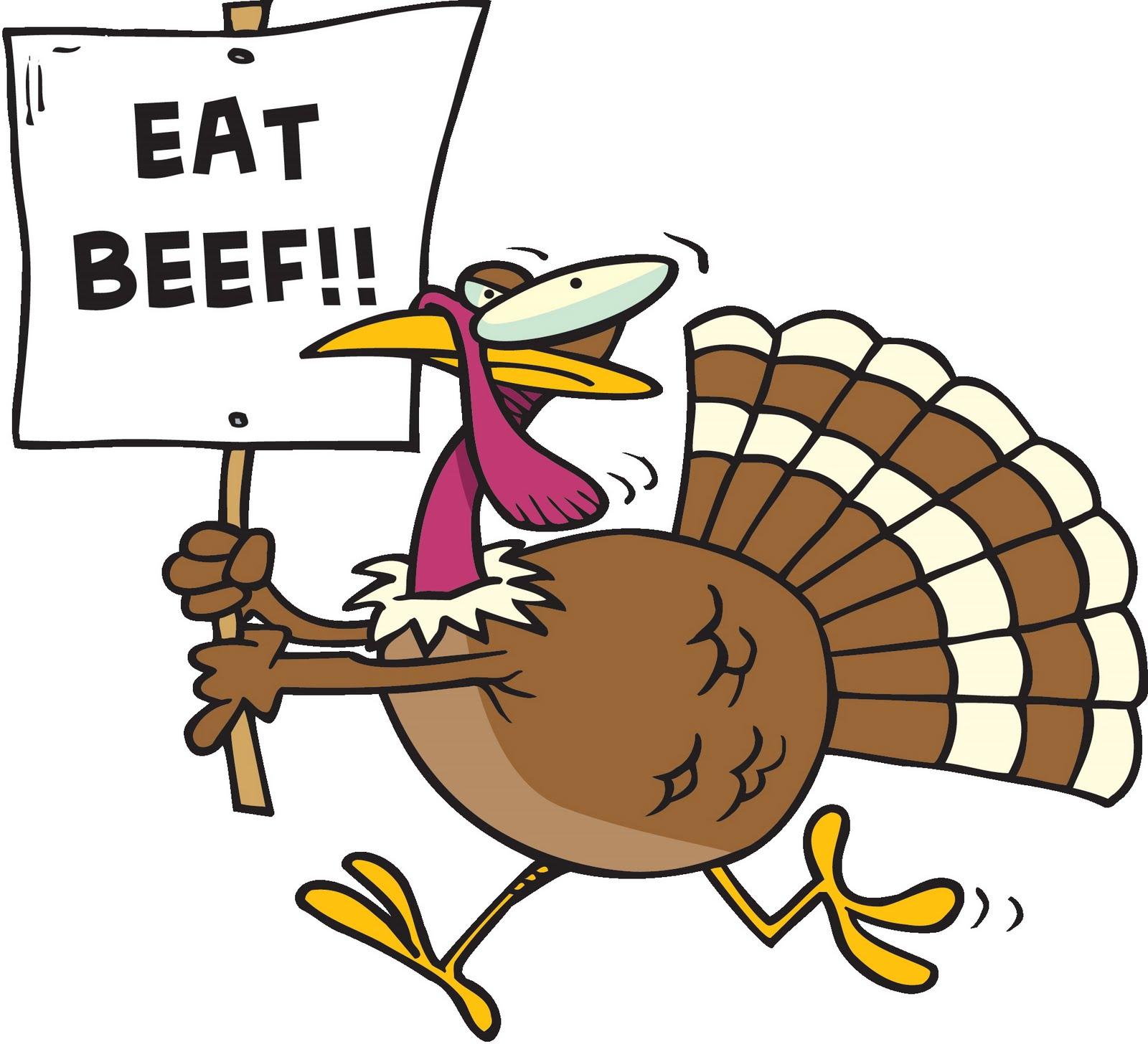 funny turkey clipart free - photo #1
