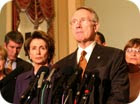 As Deer in the Headlights, So Are the Congressional Leaders of Our Lives....