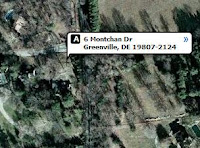 6 Montchan Dr, Greenville, DE, 19807 - Source: Yahoo! Maps