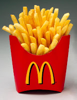 McDonalds French Fries - Source: Allergizer