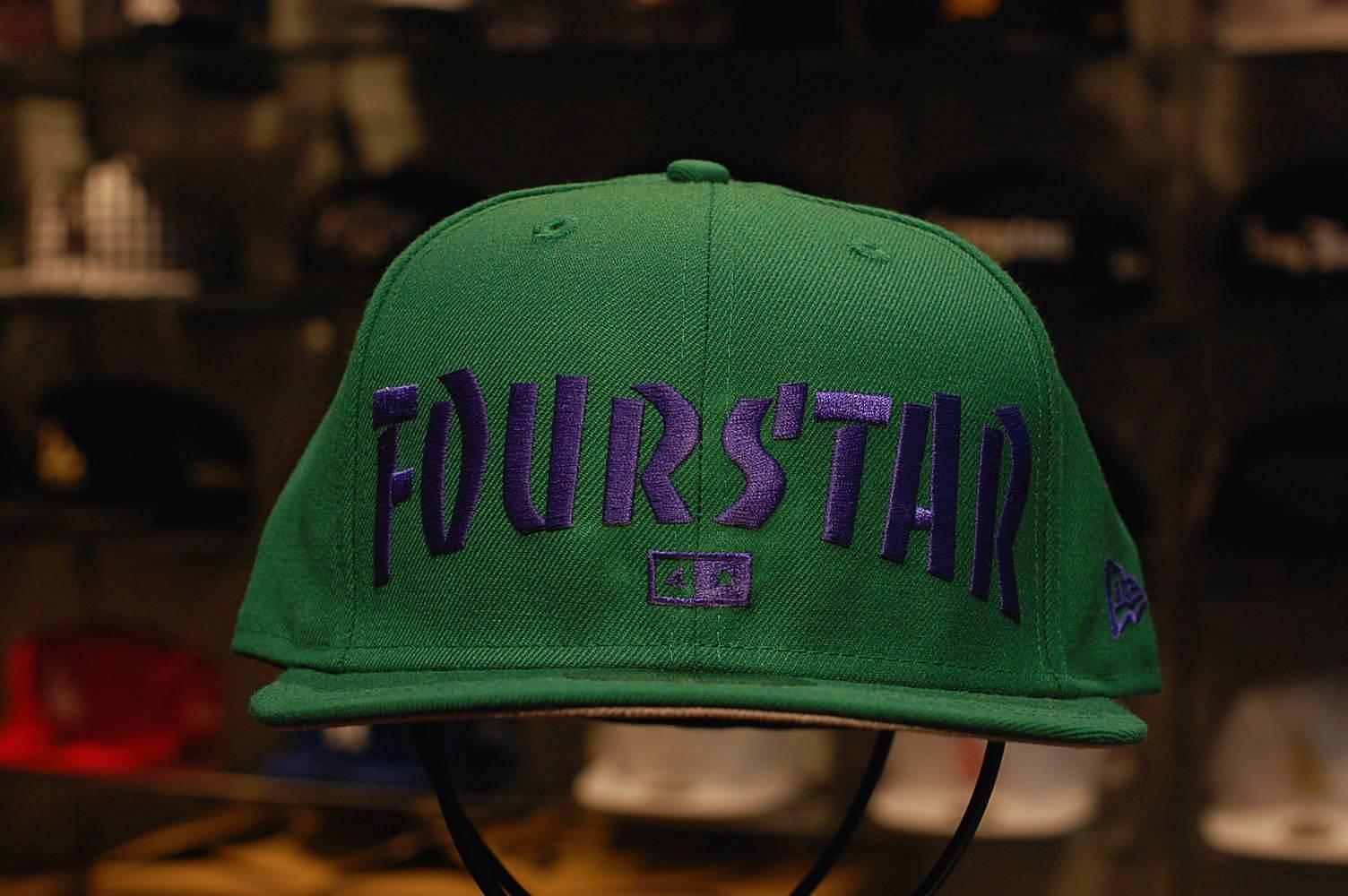 91fbaf34855 GUY MARIANOらが1996年に立ち上げ. MARK GONZALESやMAX SCHAAF等業界では名の知れた人物が提案する. SKATE  BRANDのFOUR STARから. NEW ERA CAPが店頭に到着です