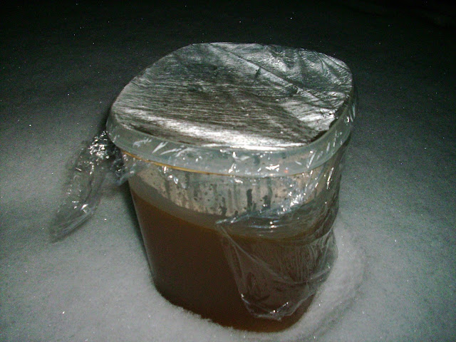Restorative Broth | www.girlichef.com