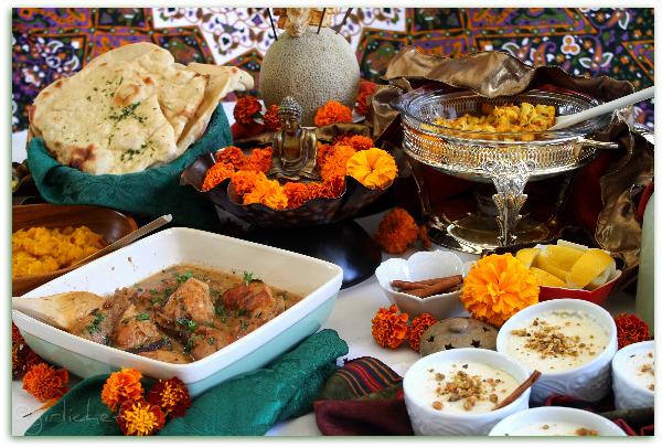 A Taste Of India For Pfb Challenge 3 Luxury Dinner