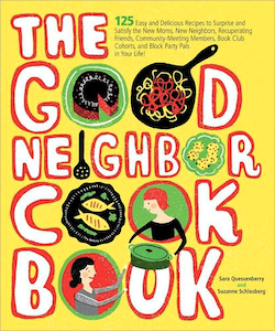 <i>Cookbook Review:</i> <b>The Good Neighbor Cookbook</b>