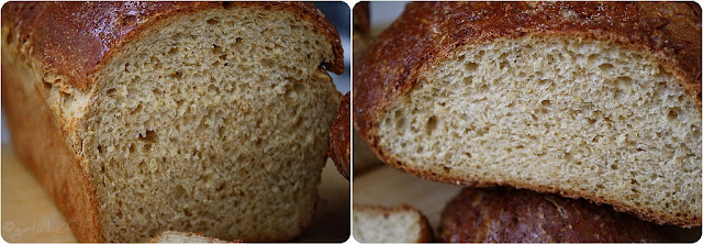 Oatmeal Brown Ale Bread