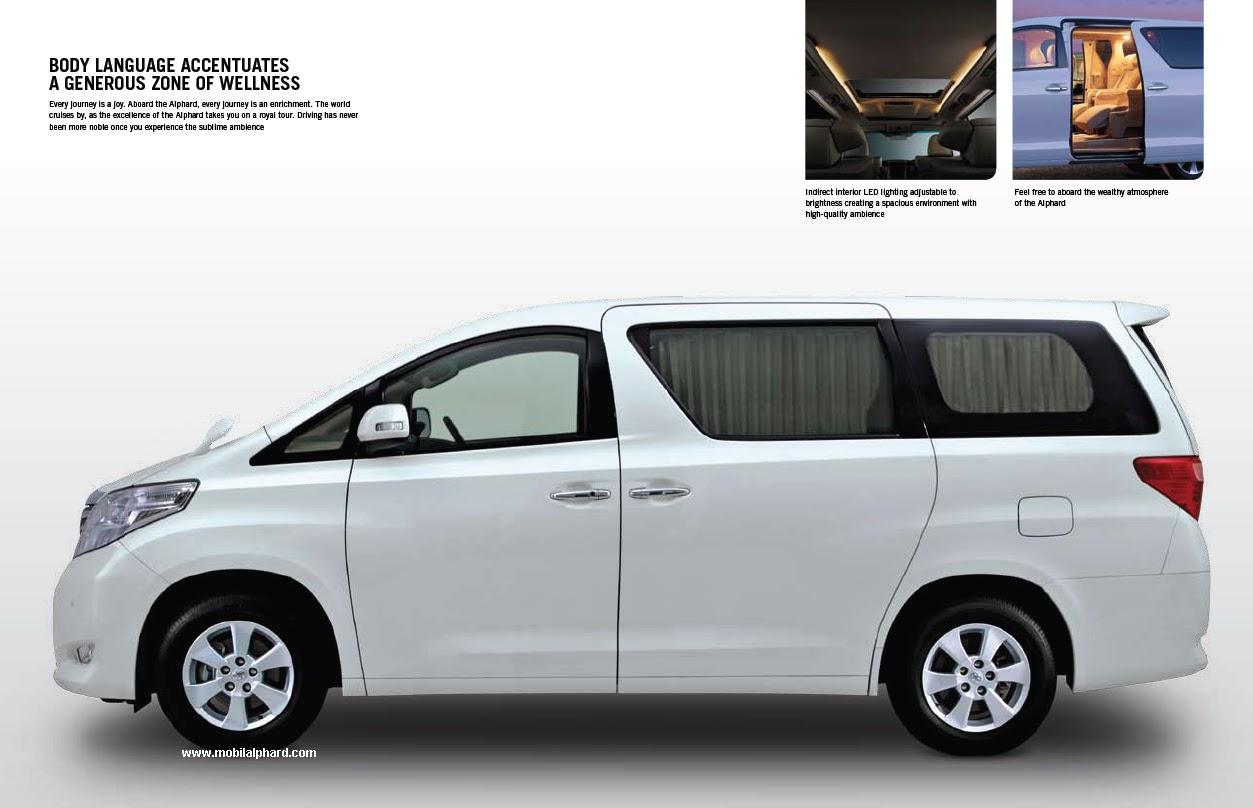 All New Alphard Hybrid Brand Camry Se Spesifikasi Lengkap Toyota Fortuner Vrz Srz