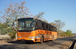 VSO in Wa, Ghana: Traffic & Transport