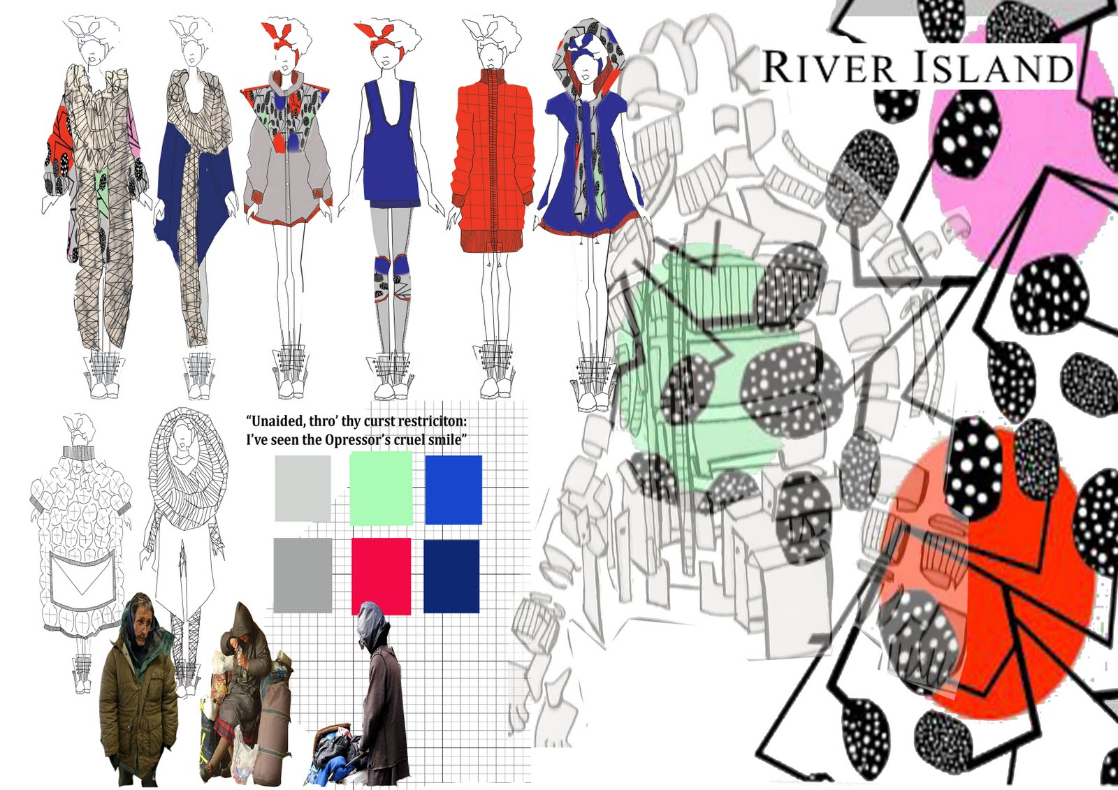Fsh104 Fashion Design And Drawing Creating A Board