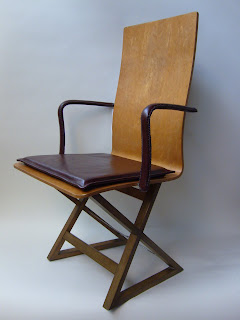 Pleasant Collecting 20Thc Rural Culture John Makepeace Chair 1981 Ibusinesslaw Wood Chair Design Ideas Ibusinesslaworg